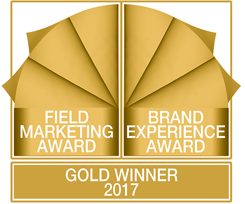 Field Marketing Award - Gold Winners 2017